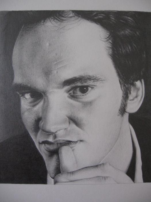 Quentin Tarantino por amyleigh21